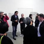 Opening Christoph Bucher, Foto: Markus Erntges